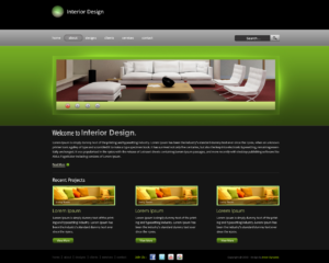 Elegant Website Design Wierda Valley